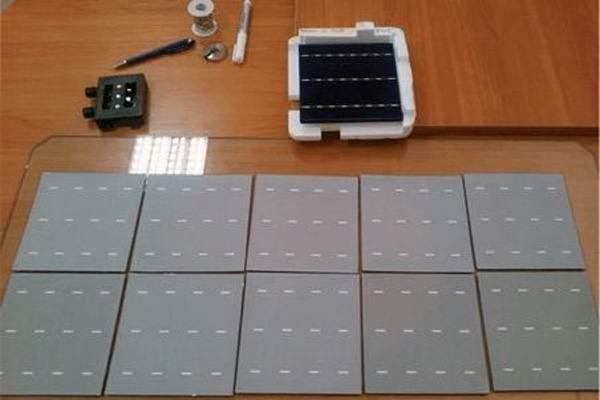 Детали для сборки солнечной батареи