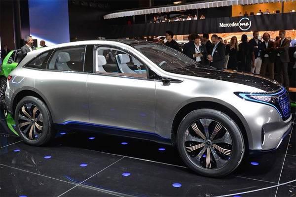 Двери электромобиля generation-eq