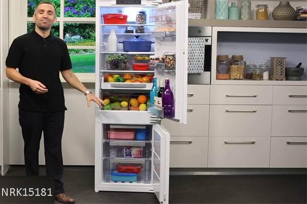 Холодильная техника Gorenje на кухне