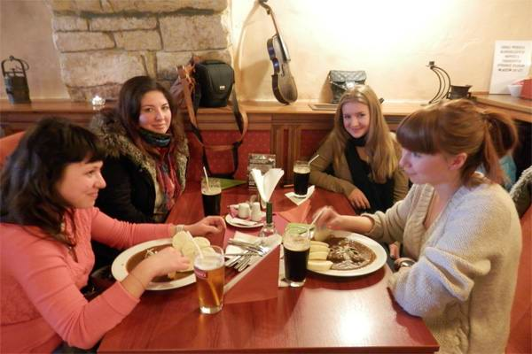 Жертвы кулинарного туризма