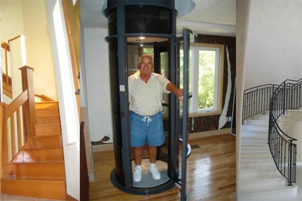 Лифт американский Pneumatic Vacuum Elevators LLC