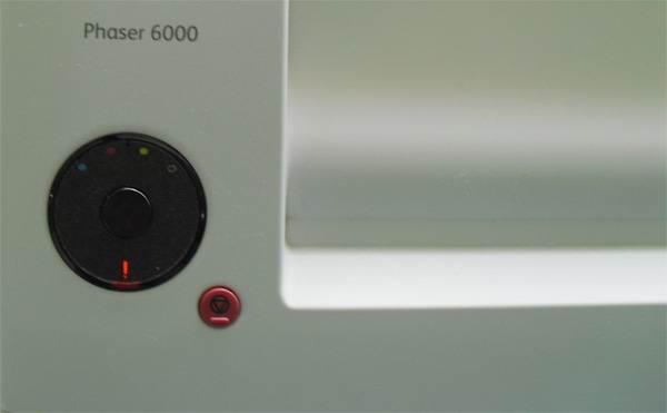 Ремонт принтера phaser-6000