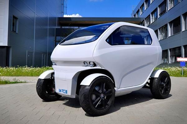 Робот на колёсах без руля