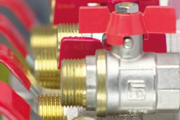 Кран сантехнический: шаровый, радиаторный, электроприводной