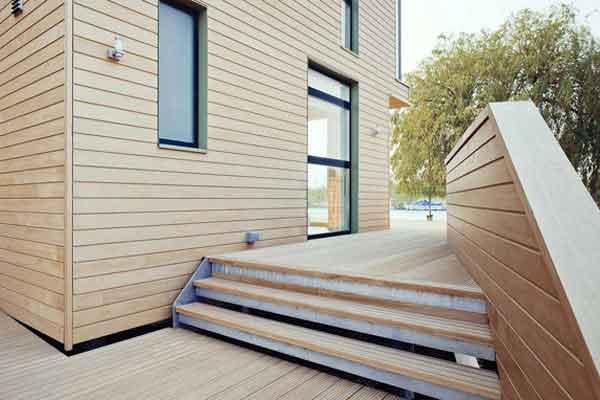 Accoya ацетилированная древесина: стройматериал новой эры
