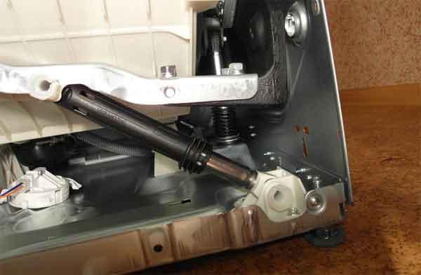 Амортизатор барабана стиралки