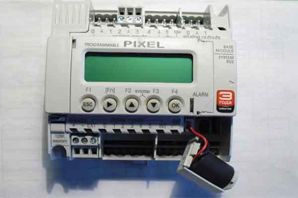 Батарея модуля памяти контроллера