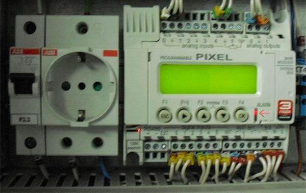 Неисправный контроллер Pixel