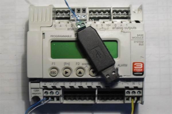 Преобразователь RS485 в USB для Pixel
