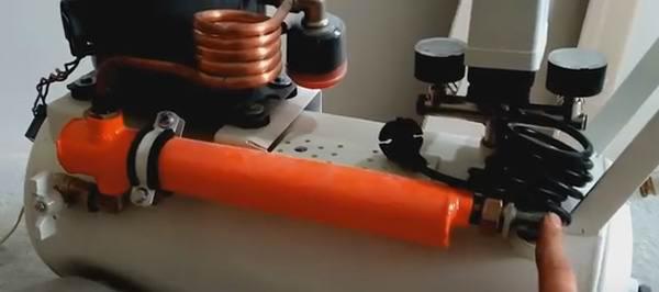 Сетевой шнур компрессора