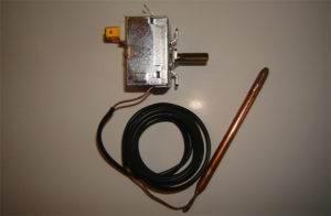 Терморегулятор для автоклава своими руками 3