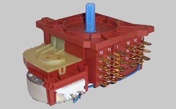 Механический таймер посудомоечной машины