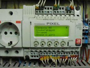 Контроллер Pixel: программирование и эксплуатация
