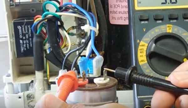 Проверка целостности конденсатора
