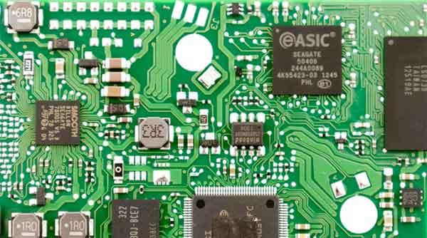 Набор электронных компонентов