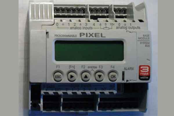 Контроллер Пиксель инструкция