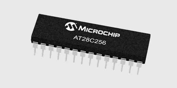 Микросхемы памяти серии 28