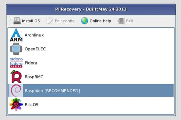 Утилиты для Raspberry Pi
