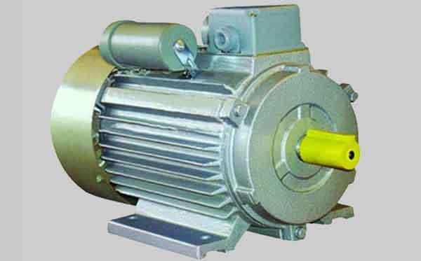 Электродвигатель асинхронный с конденсатором