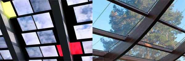 Фотогальваническое стекло PV