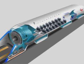 Hyperloop – вакуумный экспресс наращивает скорость