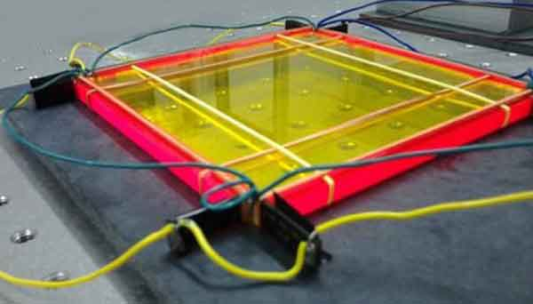Каскадный вариант люминесцентного концентратора