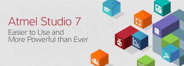 Компилятор кода С Atmel Studio 7