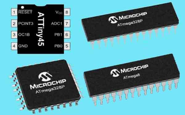Микроконтроллеры семейства AVR