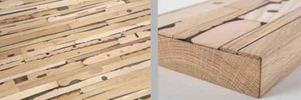 Модифицированная древесина Replex