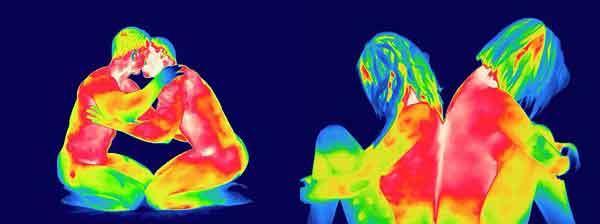 Инфракрасное излучение тел