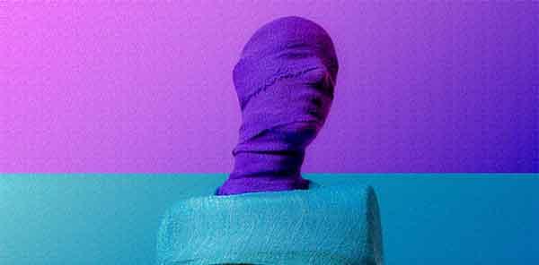 Хромотерапия синим цветом
