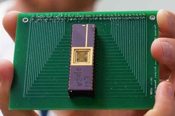 Мемристор и беспроводная технология кибербезопасности