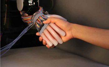 Мягкие приводы роботизированных систем