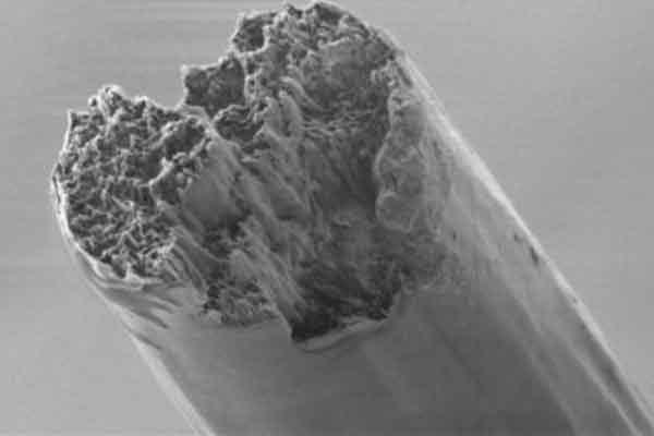 Получено нановолокно – материал самый крепкий в мире