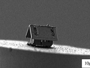 Создана новая ионно-оптическая микроструктура волокна