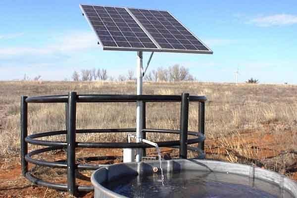 Солнечный генератор воды по схеме Аристотеля