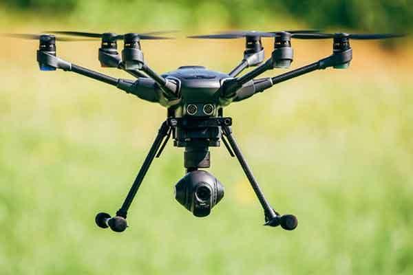Как работает дрон - конструкция беспилотного аппарата