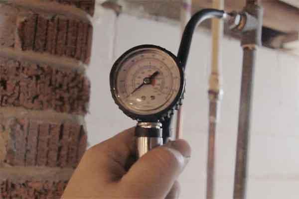 Испытание газовых трубопроводов