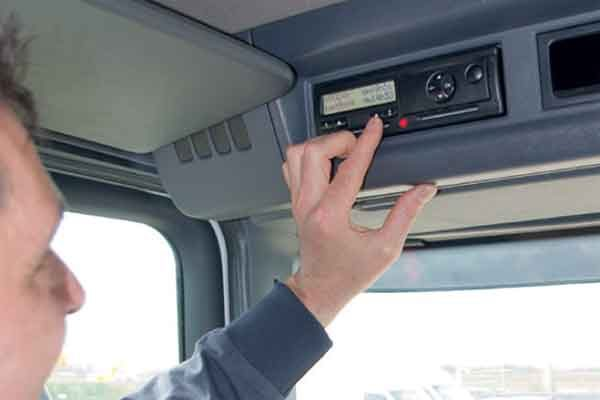 Цифровой тахограф автомобиля принцип работы и подключение