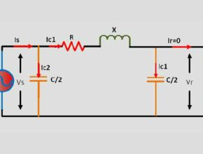 Эффект Ферранти для энергетической системы