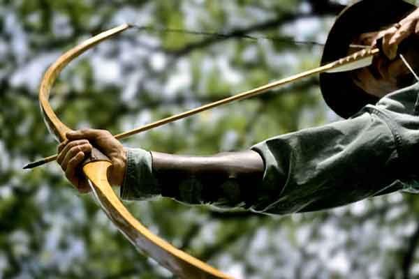 Как сделать лук и стрелы своими руками?