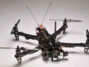 Квадрокоптер (дрон) своими руками из модулей