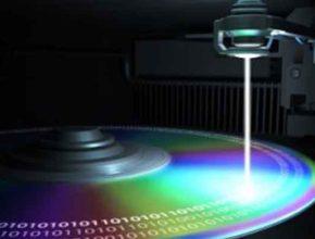 Новая фотонная технология записи и хранения данных