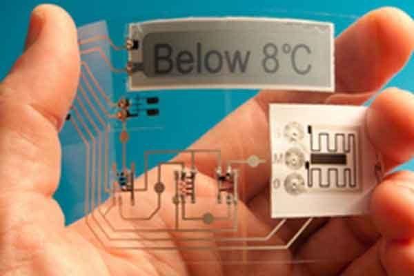 Плёнка вместо кремниевой пластины электроники