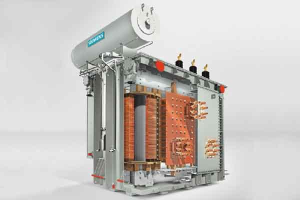 Специальный силовой трансформатор Siemens