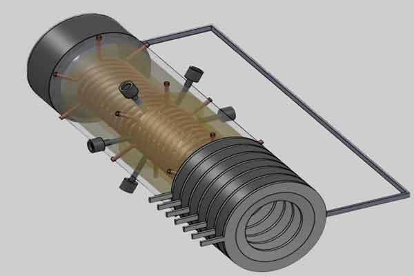 Термоэлектрический трансдюсер