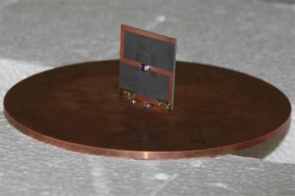 Изобретён датчик движения на отражении радиоволн