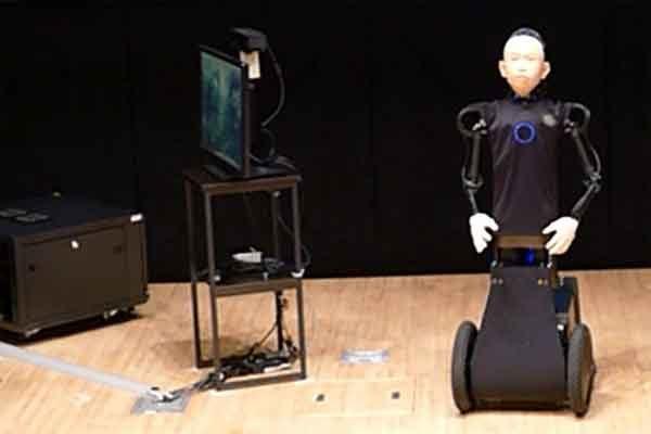 Разработана новая система беседы робота с человеком