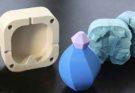 Метод изготовления силиконовых пресс-форм под литьё