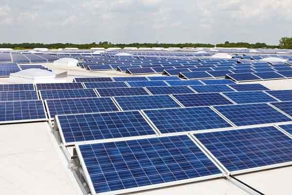 Новый американо-саудовский проект энергии света солнца